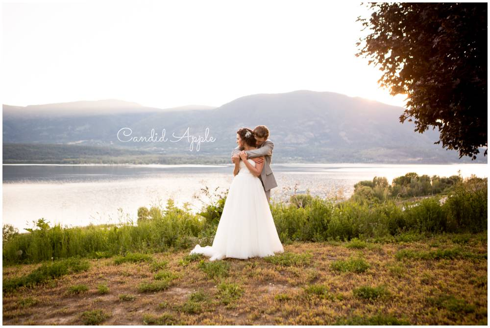 Jordan & Kymmy | Salmon Arm Wedding