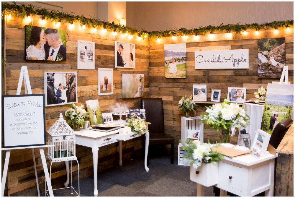 Okanagan Bridal Expo 2019 | Our Booth