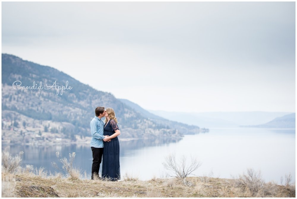 Alex & Judah | Kelowna Maternity
