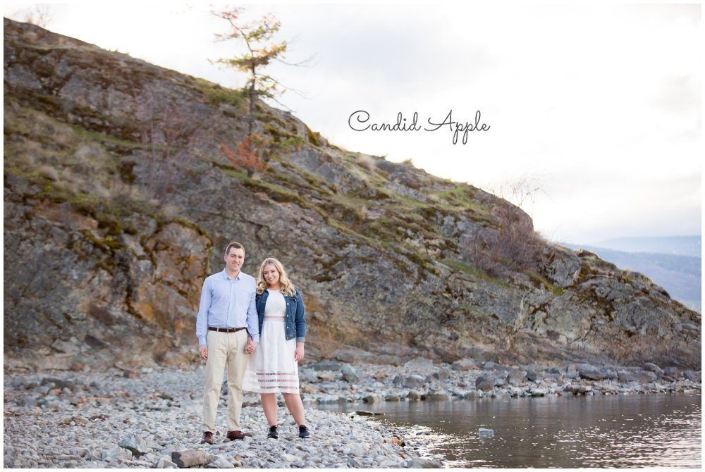 Carlene & Michael | Bertram Creek Park, Kelowna Engagement