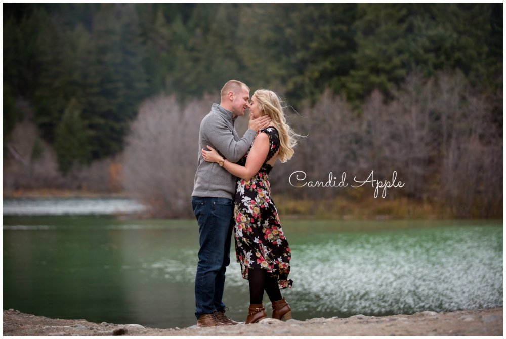 Maddie & Andrew | Okanagan Adventure Engagement