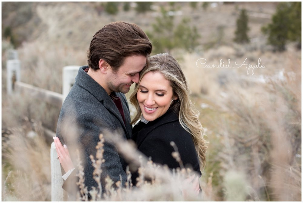 Stephanie & Camden | Kelowna Engagement