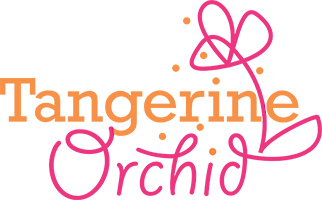 Tangerine Orchid Logo