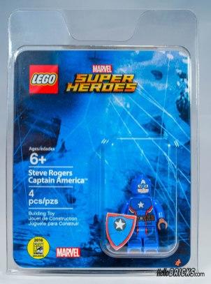 Exclusive SDCC 2016 Lego Steve Rogers