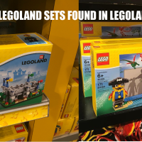 New 2018 LEGOLAND exclusive sets 2018 - Castle and Pirates