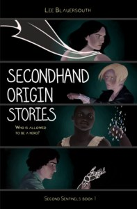 Secondhand Origin Stories Cover