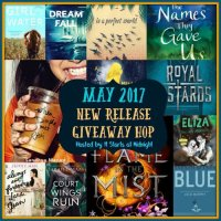 Book Giveaway Hop: May 2017 New Releases
