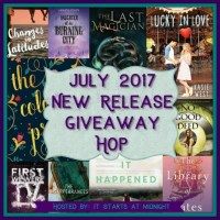 Book Giveaway Hop: July 2017 New Releases