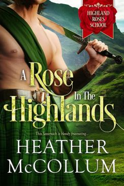 Book cover for A Rose n the Highlands