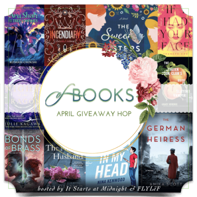 April Book Giveaway