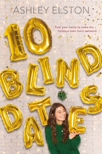 Review & Giveaway: 10 Blind Dates – Ashley Elston