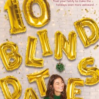 Review & Giveaway: 10 Blind Dates - Ashley Elston
