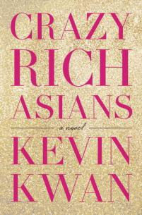 Book cover for Crazy Rich Asians