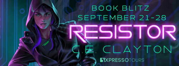 Giveaway: Resistor by C.E. Clayton
