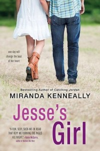 Book cover for Jesse's Girl by Miranda Kenneally.