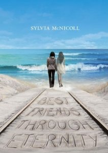 Book cover for Best Friends Through Eternity by Sylvia McNicoll