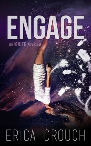 Book cover for engage by Erica Crouch
