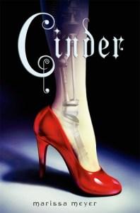 Audiobook Review: Cinder by Marissa Meyer
