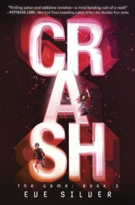 Book cover for Crash by Eve Silver