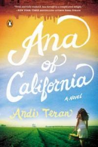 Book cover for Ana of California by And Teran.