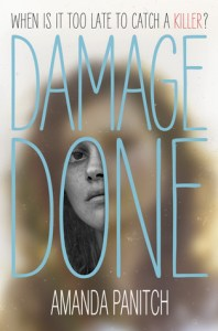 Book cover for Damage Done by Amanda Panitch.