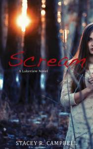 Book cover for Scream by Stacey R. Campbell.
