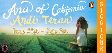 Review & Playlist: Ana of California by Andi Teran