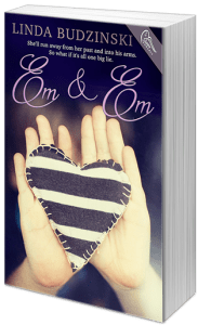 Book cover for Em and Em by Linda Budzinski.