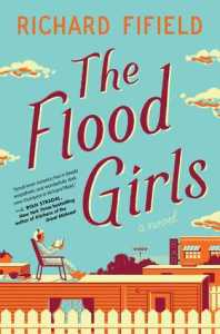 Book cover for The Flood Girls by Richard Fifield