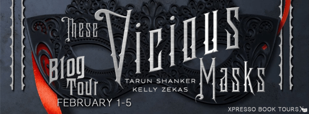 Review: These Vicious Masks by Tarun Shanker