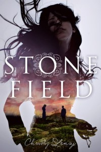 Book cover for Stone Field by Christy Lenzy.