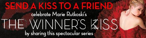 Blog Tour: The Winner's Kiss
