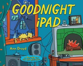 Book cover for Goodnight iPad