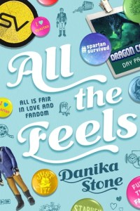 Book Review: All the Feels by Danika Stone