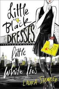 Book cover for Little White Dresses, Little White Lies by Laura Stampler