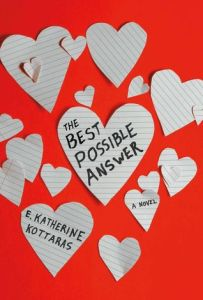Book Review: The Best Possible Answer