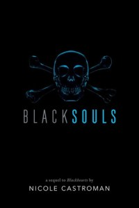 Book cover for Black Souls by Nicole Castroman