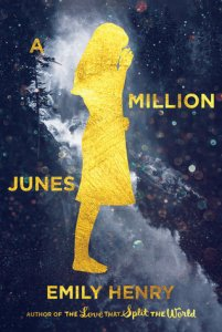 Book cover for A Million Junes by Emily Henry
