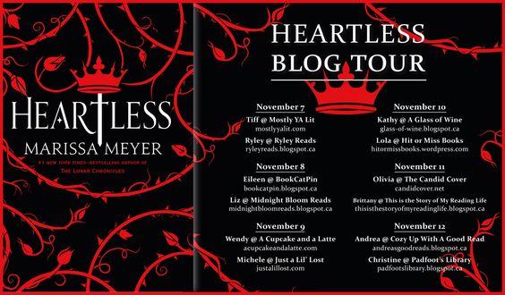 Heartless Marissa Meyer