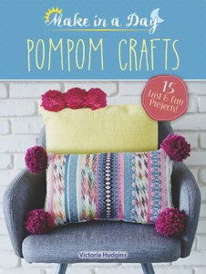 Book Review: Make in a Day Pompom Crafts