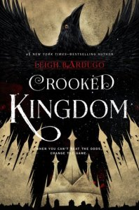 Book cover for Crooked Kingdom by Leigh Bardugo