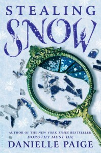 Book cover for Stealing Snow by Danielle Paige