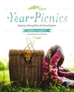 Review: A Year of Picnics by Ashley English