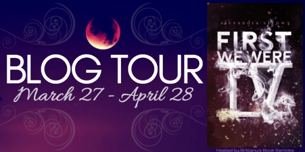 FIRST WE WERE IV - tour banner