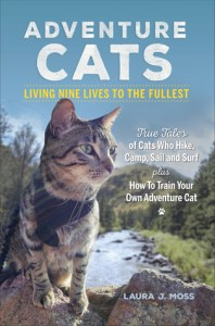 Book Review: Adventure Cats by Laura J. Moss