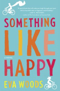 Book cover for Something Like Happy by Eva Woods