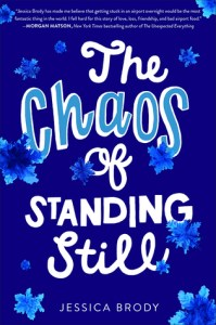Book cover for The Chaos of Standing Still