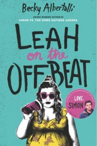 Review: Leah on the Offbeat by Becky Albertalli