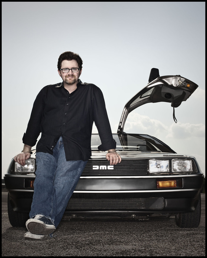 Image of Ernest Cline
