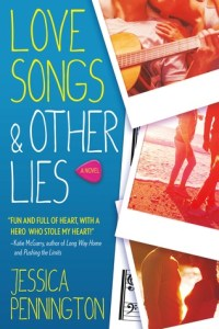 Review: Love Songs & Other Lies by Jessica Pennington